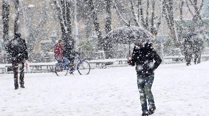 İstanbul yarın okullar tatil mi (13 Ocak) İşte İstanbul hava durumu