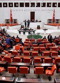 TBMM Anayasa değişiklik teklifi görüşmeleri için toplandı