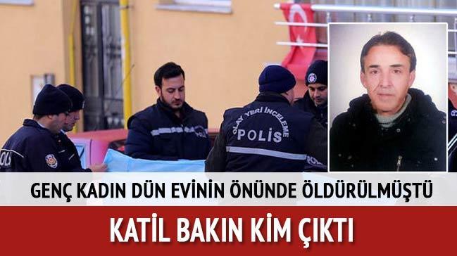 Sivas'taki kadın cinayetinin şüphelisi bakkal yakalandı
