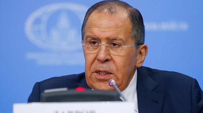 Lavrov Astana görüşmelerinin amacı Suriye'de ateşkesin güçlendirilmesidir