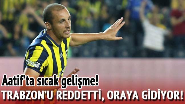 Trabzon'u reddetti,  o takıma gidiyor!