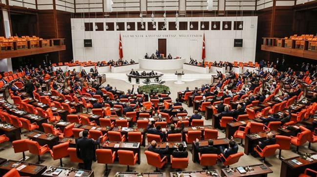 Anayasa değişikliği teklifinin ikinci turunda 7 madde kabul edildi