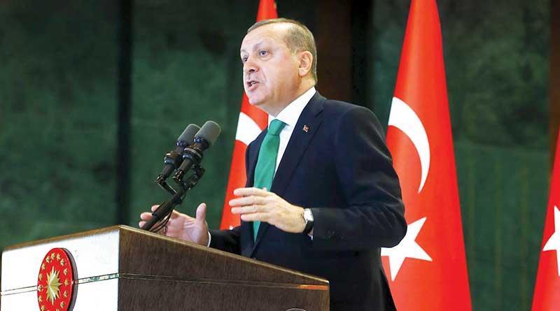 Cumhurbaşkanı Erdoğan: İtirafçı yalanıyla tehlikeli oyun