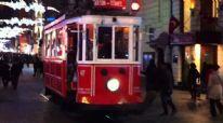 Taksim tramvay seferleri 6 ay boyunca yapılamayacak