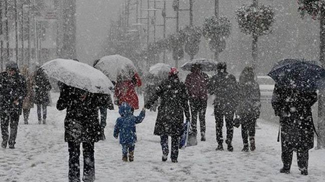 İstanbul'a kar yağacak mı İstanbul hava durumu son dakika kar