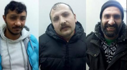 İstanbul'da 3 DHKP-C'li yakalandı