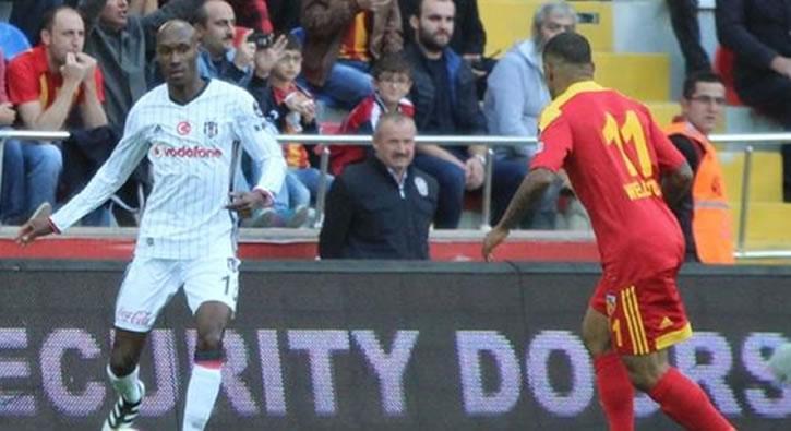 Kayserispor - Beşiktaş maçı için 5 liraya bilet