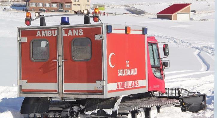 Erciyes Dağı nda kaybolan gence 4 saat sonra ulaşıldı