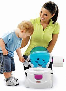 Tuvalet eğitimini eğlenceli bir  hale getirin
