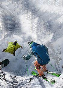 Kış sporlarını ele alan en güzel oyun