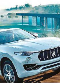 Hızlı Italyan Maserati Anadolu'yu keşfe çıkıyor