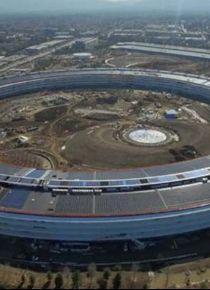 İşte Apple'ın dev uzay üssünün son hali