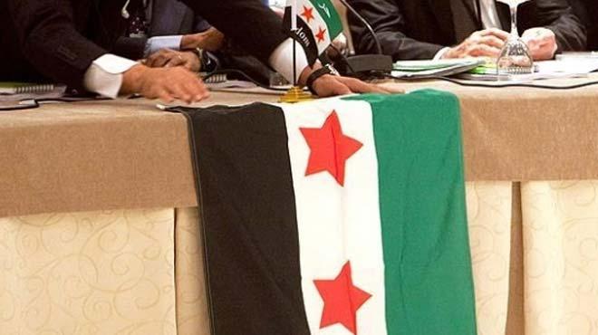Türk Dışişleri Müsteşarı Yalçın, Suriyeli muhaliflerle 'yeni anayasayı' görüştü