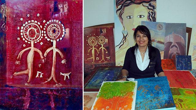 'Tarih Öncesinden BİRLİKTE Sanat'