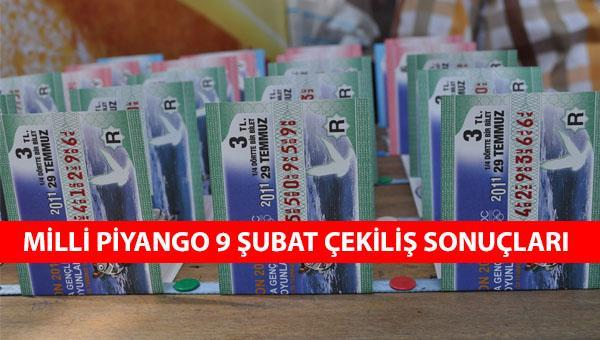 11 şubat Sayısal Loto sonuçları   MPİ Bilet sorgulama