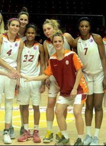 Galatasaray Avrupa'da çeyrek finalde!