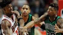 Bulls Celtics'i son saniyede devirdi