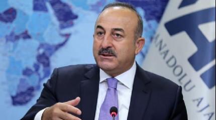 Bakan Çavuşoğlu: PKK ve terör sorunumuz var, Kürt sorunumuz yok