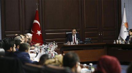 AK Parti'li Yılmaz'dan CHP'ye sert eleştiri