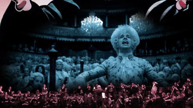 'Amadeus Live' ile filmin müzikleri sahnede canlanacak!