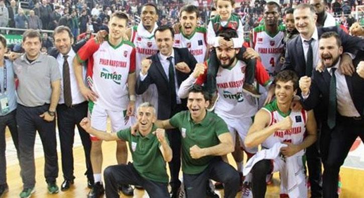 Basketbol Şampiyonlar Ligi Son 16 Turu'nda Beşiktaş'ın rakibi Karşıyaka oldu