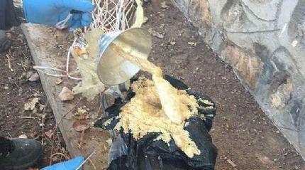 Mardin'de tuzaklanan el yapımı patlayıcı etkisiz hale getirildi