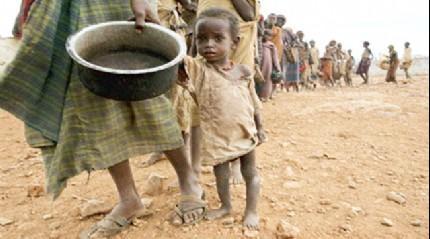 UNICEF: 1,4 milyon çocuk açlıktan ölmek üzere