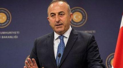 Bakan Çavuşoğlu: Hedef Rakka