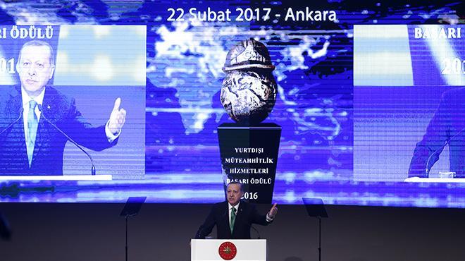 Cumhurbaşkanı Erdoğan: Öldürmeyen her darbe güçlendirir