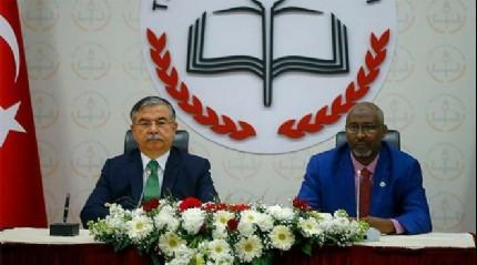 Türkiye, Cibuti'de okul açacak