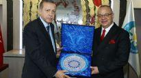 Erdoğan'dan MHP'li başkana ziyaret