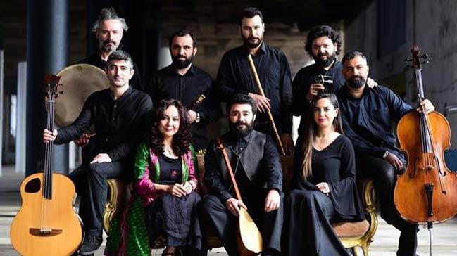 Secret Ensemble & Mahsa Vahdat İstanbul'da!