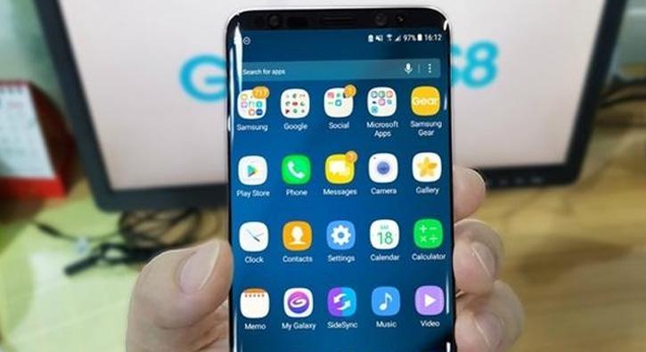 İşte Galaxy S8'in en yeni görüntüleri