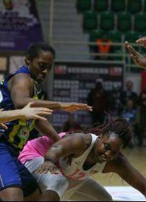 Türkiye Kupası'nda ilk finalist Bellona AGÜ