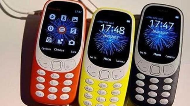 Nokia 3310'dan kötü haber geldi!