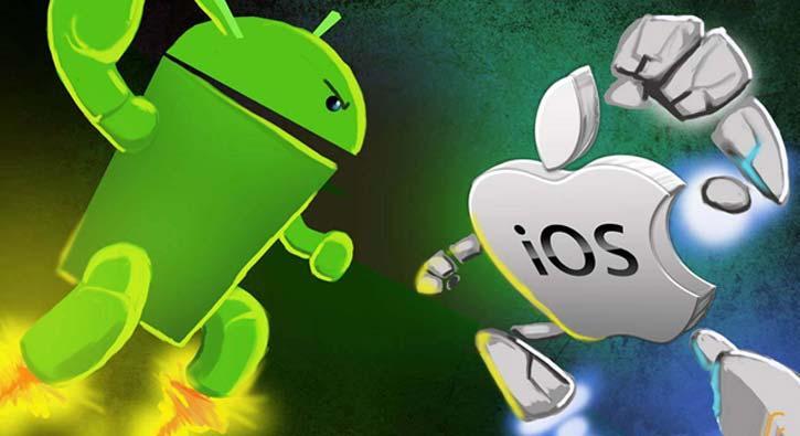 IOS mu, Android mi? En iyisi belli oldu