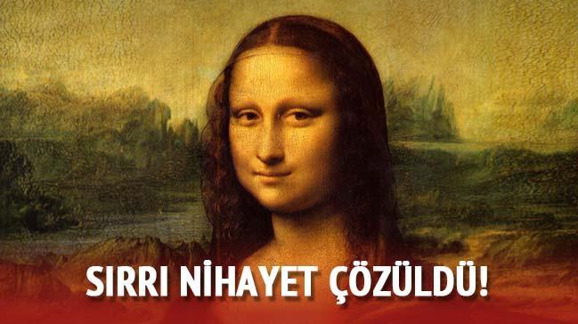 Mona Lisa'nın gülüşünün sırrı nihayet çözüldü!
