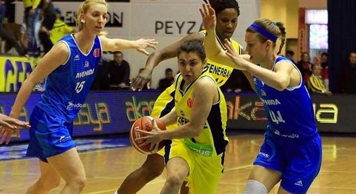 Fenerbahçe Kadınlar Euroleague'de yarı finalde