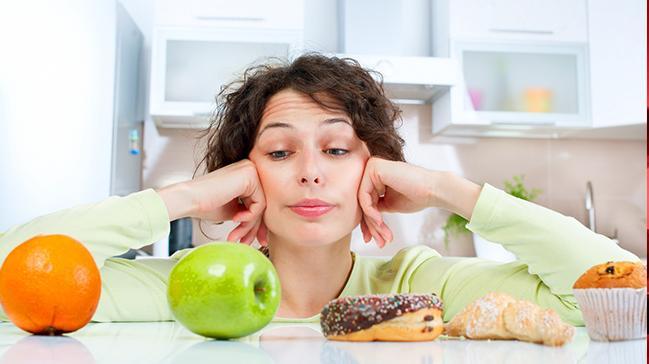 Tatlı yiyelim ama kilo almayalım