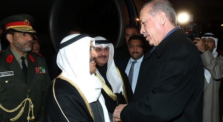 Kuveyt+Emiri+Ankara%E2%80%99ya+geldi