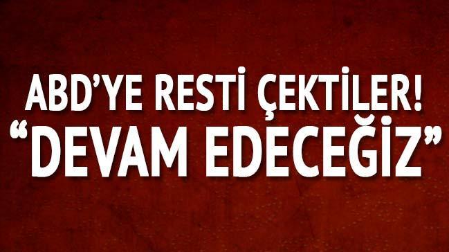 ABD'de yaşayan Türk iş adamlarından THY'ye destek: Yasağa rağmen kullanmaya devam edeceğiz