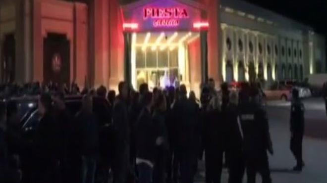 Bulgaristan'da konser verecek Serdar Ortaç'a büyük şok! Bomba ihbarı yapıldı...