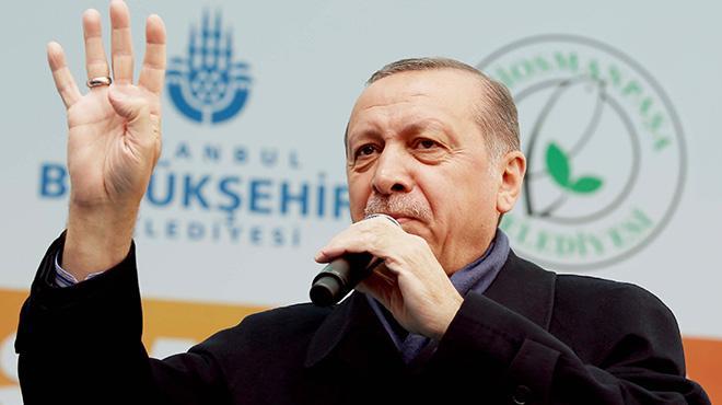 Cumhurbaşkanı Erdoğan: Haçlı ittifakı sonunda kendini gösterdi