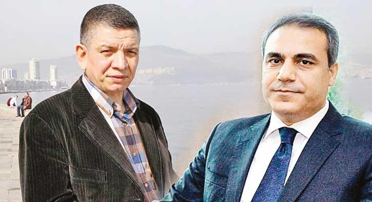 Askeri casuslukta da hedef Erdoğan'dı