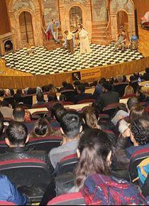 Tiyatro sahneleri 6 ayda 1,5 milyon seyirciyi ağırladı
