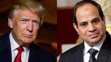 Darbeci Sisi Beyaz Saray'da Trump ile görüşecek