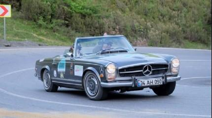 'Mercedes-Benz Bahar Rallisi 2017' başlıyor