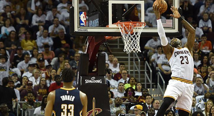 Cleveland Cavaliers galibiyetle başladı!