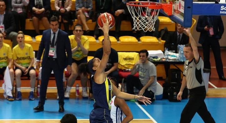 Fenerbahçe finalde kaybetti! Euroleague...