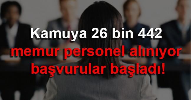 Kamuya+26+bin+442+memur+personel+al%C4%B1n%C4%B1yor+ba%C5%9Fvurular+ba%C5%9Flad%C4%B1%21;